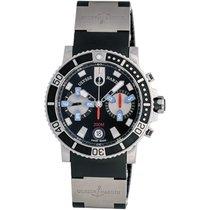 Ulysse Nardin Maxi Marine Diver Chronograph Men's Watch...