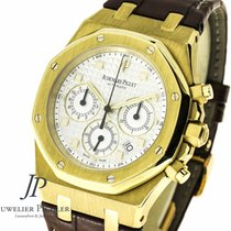 Audemars Piguet Royal Oak Chronograph NEW AP SERVICE