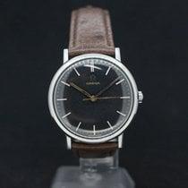 Omega Handaufzug Black Dial 131.019 cal.601 anno