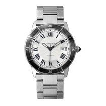 Cartier Ronde Croisere  Mens Watch Ref WSRN0010
