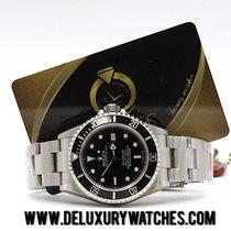Rolex SeaDweller ref. 16600 Nos Nuovo Ser. M Card