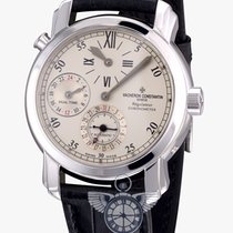 江诗丹顿 (Vacheron Constantin) Malte Dual Time Regulator