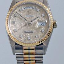 Rolex Day Date TRIDOR 18k 36mm - Ref. 18239B - L-Serie