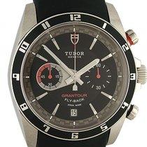 Tudor Grandtour Chronograph Fly-Back Stahl Automatik 42mm