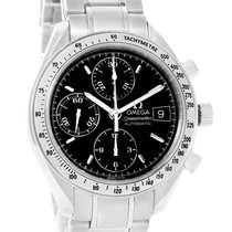 Omega Speedmaster Date Automatic Black Dial Watch 3513.50.00