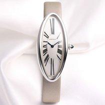 Cartier Baignoire Allongee 2514 18K White Gold