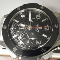 Hublot Big Bang Steel Ceramic Mens Watch 301.sb.131.rx 44.5mm