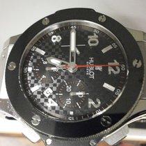 Hublot Big Bang Steel Ceramic Mens Watch 301.sb.131.rx 44.5mm