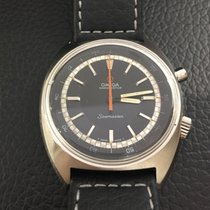 Omega Vintage Seamaster Chronostop and steel ref.145.007