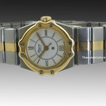 Chopard PRICE REDUCED 20% St. Moritz T/T 18K & S/S Lds.