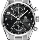 TAG Heuer Carrera Heritage Automatic Chronograph Mens Watch