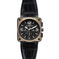 Bell & Ross BR 01-94 Pink Gold & Carbon NEU mit Box +...