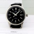 IWC Ingenieur Vintage Collection Black Dial SS