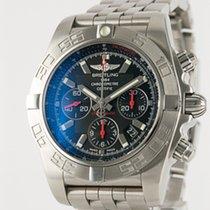 Breitling Chronomat 01 Glasboden