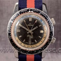 Enicar Sherpa Super-compressor Vintage 1969 Automatic Steel Watch