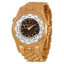 Patek Philippe Complications Brown Dial 18kt Rose Gold...