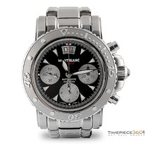 Montblanc Flyback 7059 Chronograph Stainless Steel