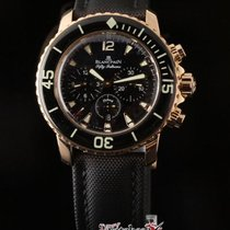 Blancpain Fifty Fathoms Flyback Chronograph 5085f-3630-52...