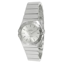 Omega Constellation Stainless Steel Quartz Watch