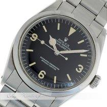 Rolex Explorer Stahl 1016