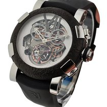 Romain Jerome Titanic DNA Tourbillon Chronograph Skeleton