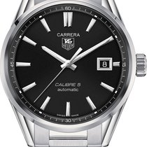 TAG Heuer Carrera Caliber 5 war211a.ba0782