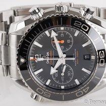 Omega - Seamaster Planet Ocean Master Chronometer Chronograph...