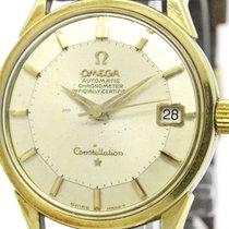 Omega Vintage Omega Constellation Pie Pan Dial Cal 561 Steel...