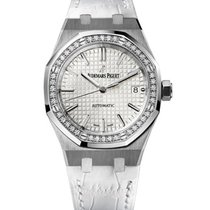 Audemars Piguet Royal Oak Lady Quartz 33 mm Diamonds Watch