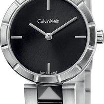 ck Calvin Klein Edge K5T33C41 Damenarmbanduhr Schmuckband