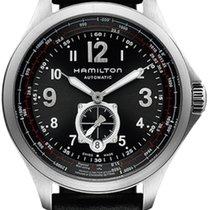 Hamilton Khaki Aviation QNE Automatikuhr H76655733