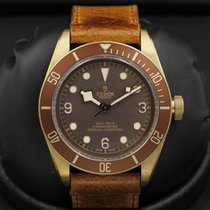 Tudor Heritage - Black Bay - BRONZE - 43mm - BASEL 2016 - NEW...