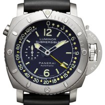 Panerai [NEW][LTD 500] LUMINOR 1950 PANGAEA DEPTH GAUGE PAM 307