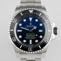 Rolex Deepsea D-Blue  - 5 Year Warranty