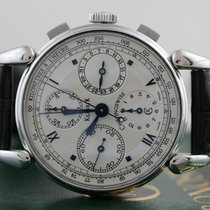 Chronoswiss Klassik Stainless Steel Chronograph Automatic