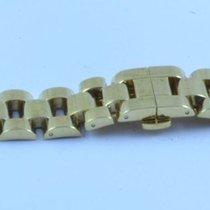 Oris Stahl Armband 16mm Breite Stahl Vergoldet