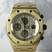 Audemars Piguet Offshore yellow gold
