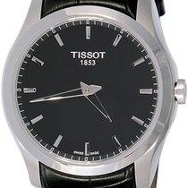 Tissot Men's T0354461605100 Couturier Analog Display Swiss...