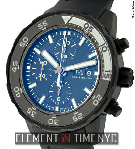 IWC Aquatimer Chrono Galapagos Edition  	IW3767-05