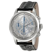 Hamilton Men's H40656781 Railroad Chronograph Automatic