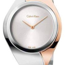 ck Calvin Klein senses Damenuhr M K5N2M1Z6