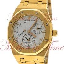 Audemars Piguet Royal Oak Dual Time 18kt Yellow Gold on...