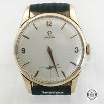 Omega Vintage 9K Y/G 60's