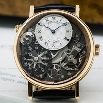 Breguet Tradition GMT Manual Wind Rose Gold 40MM
