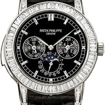 Patek Philippe 5073P-001 Complications Day-Date Annual...