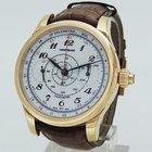 Montblanc 106167 Villeret Chronograph Limited Edition 58Pcs 43mm