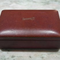 Eberhard & Co. super rare vintage big watch box for chrono...