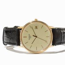 Tissot , T-Classic 14K Gold Wristwatch, Switzerland, 1960s