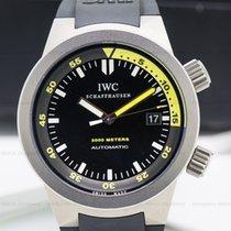 IWC Aquatimer 2000 Titanium / Rubber