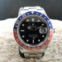 ロレックス (Rolex) 1997 Rolex GMT MASTER 2 16710 Pepsi Red/Blue Bezel